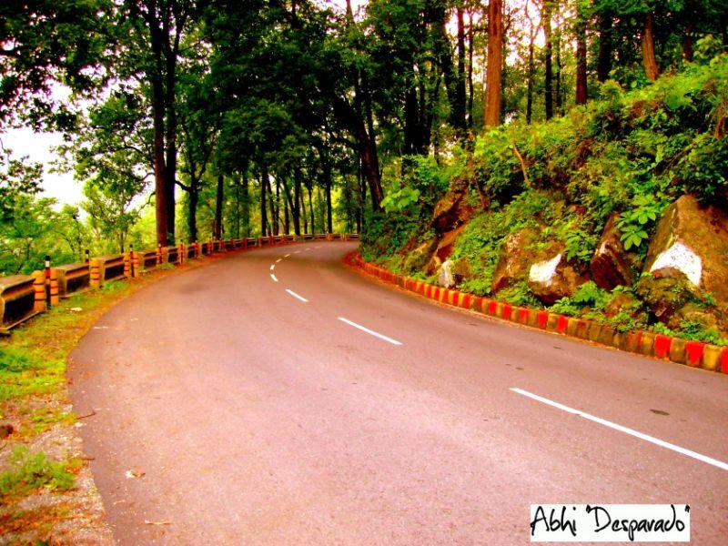 miscelllaneous, road,el dorado,nature,Nainital