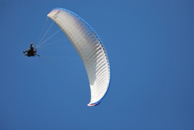 paragliding photo adventure sports