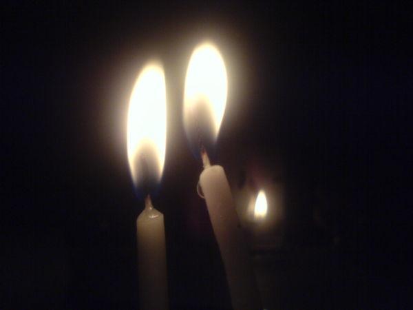 Tears of Light !
