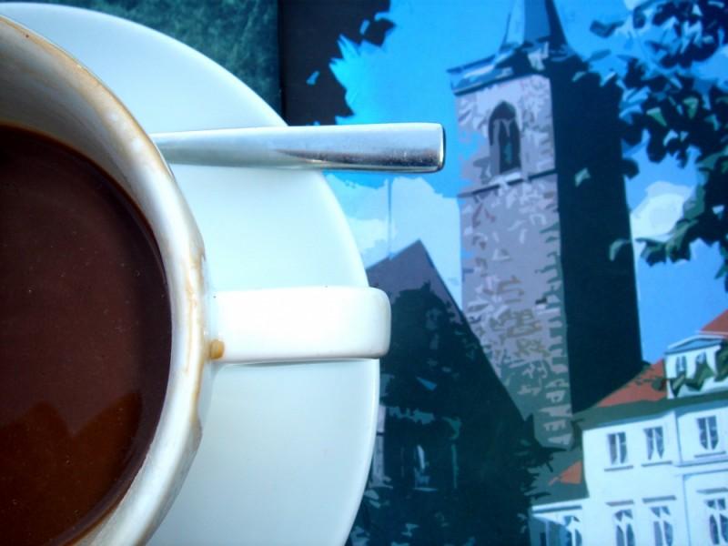 Coffe in Erfurt