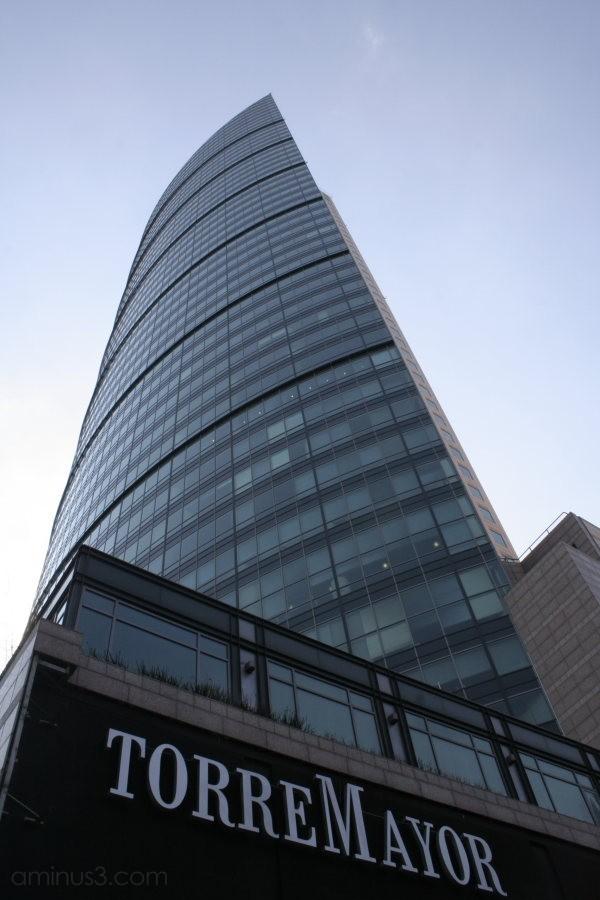 torre mayor DF reforma edificios