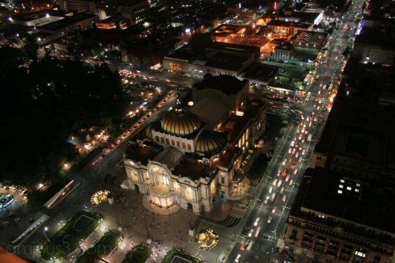 Bellas Artes DF Centro Historico