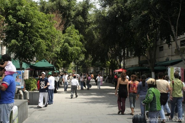 Gante Centro Historico DF