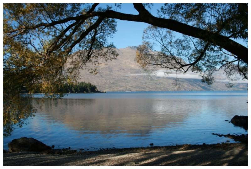 Early Morning - Lake Wakatipu