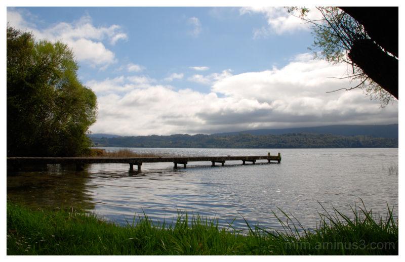Lake Tarawera II