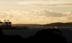 Waitemata  Sunset