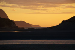 Marokopa sunset