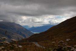 Crown Range view
