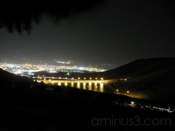 دریاچه گاوه زنگ - زنجان