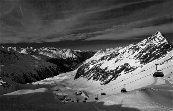Ötztal Berge