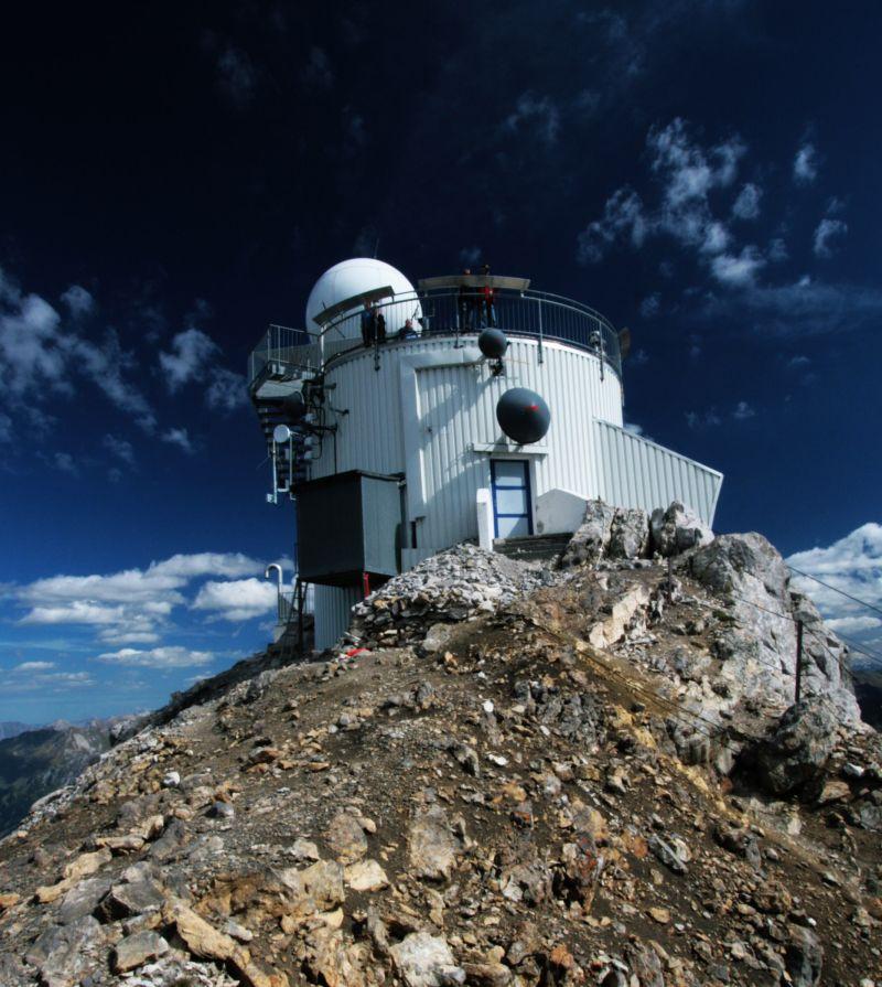 Valluga Spitze 2811 m