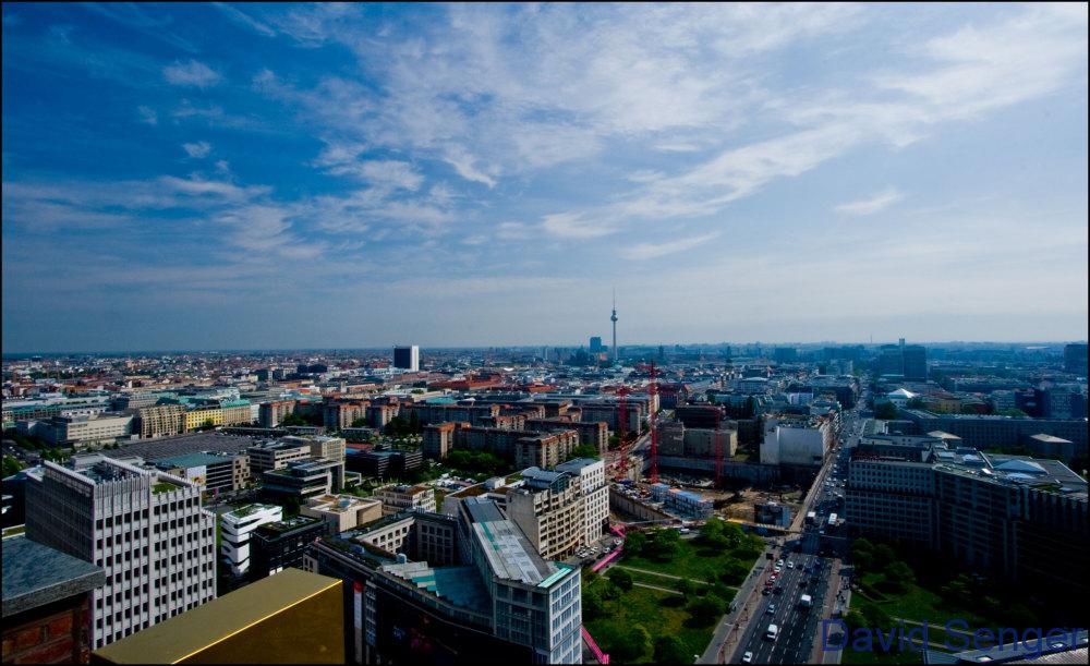 Above Berlin