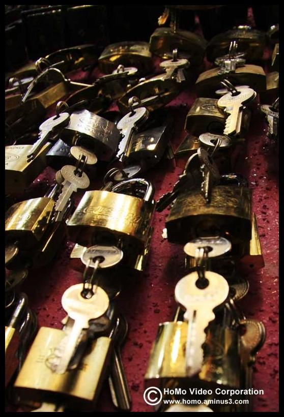all door is lock