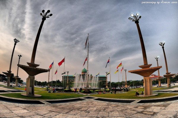 Prime Minister's office in Putrajaya