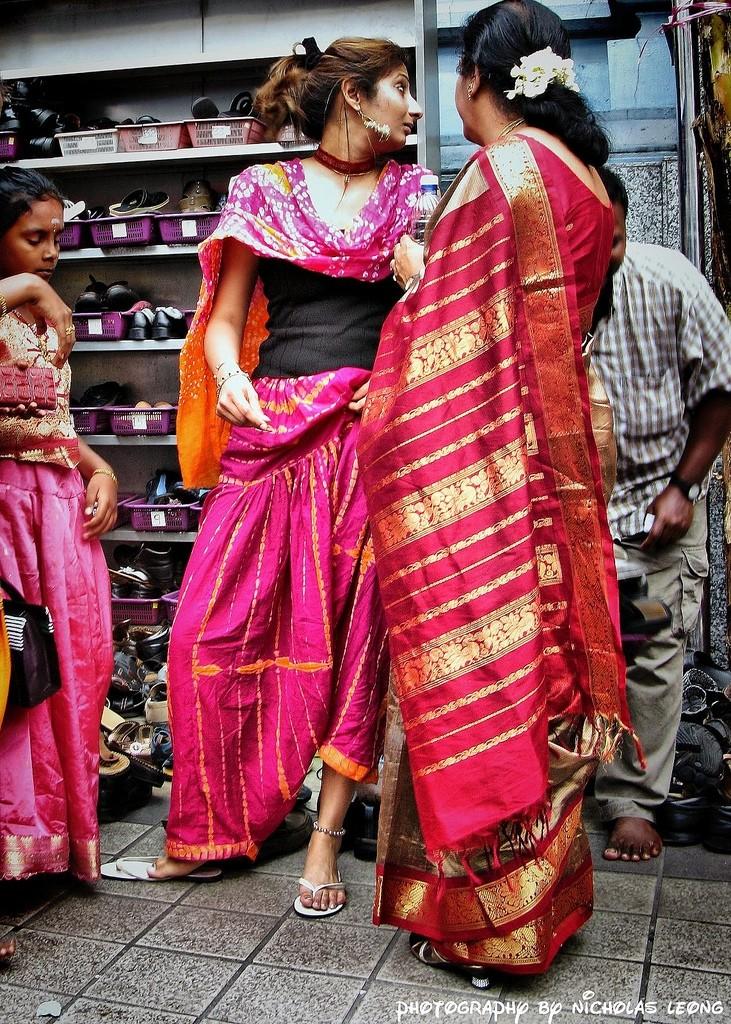 Ladies on the street
