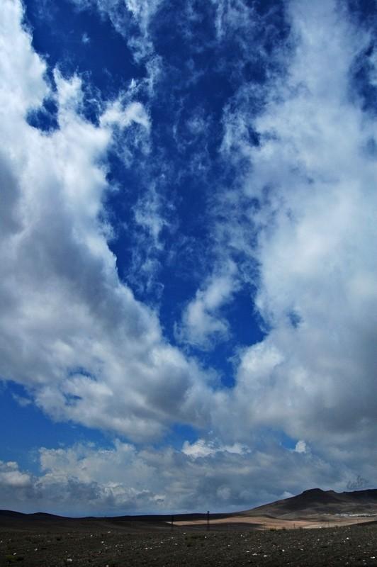 iran sky