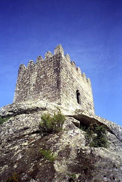 Medieval castle of Sortelha, Portugal