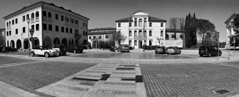 Piazza del municipio prata di pordenone cityscape for L arredamento prata di pordenone