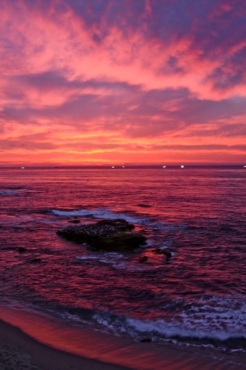 sunset california gopikrish photography