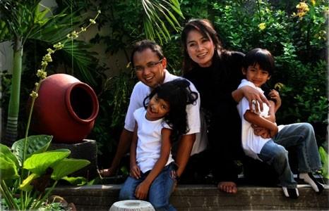 Family potraits, jakarta, indonesia