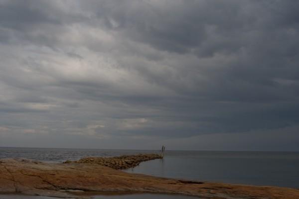 Cloud, Water, Gulf, St-Laurent
