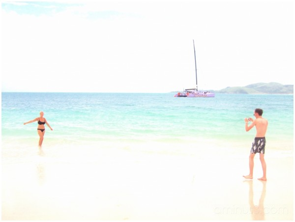 Whitehaven Beach Art