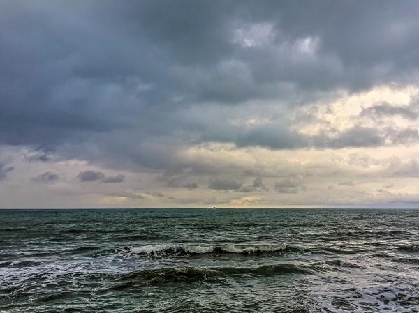 I'm Looking To The Far Future .... Caspian Sea