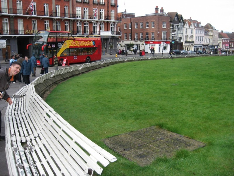Windsor benches