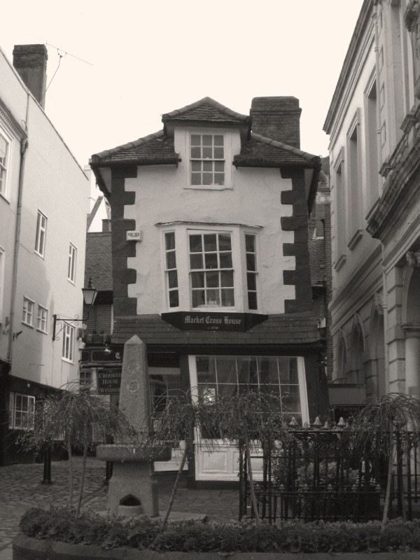 A 500 year old house