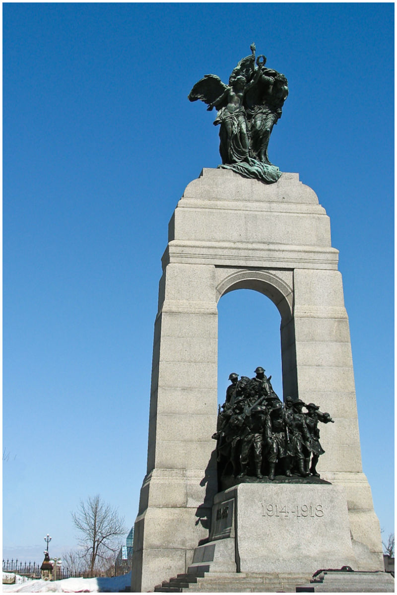Canada's National War Monument