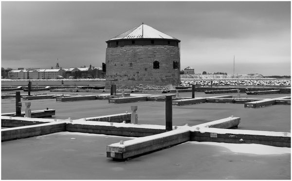 Martello towers in Kingston