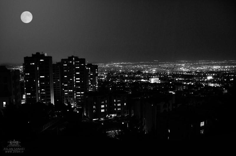 night of tehran
