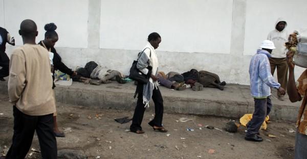 Kenya Poor