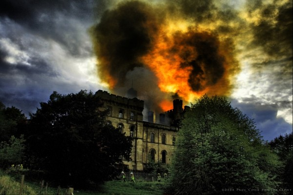 Lennox Castle - R.I.P.