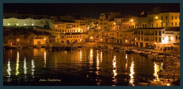 Es Castell. Cales Fonts. Menorca. Spain
