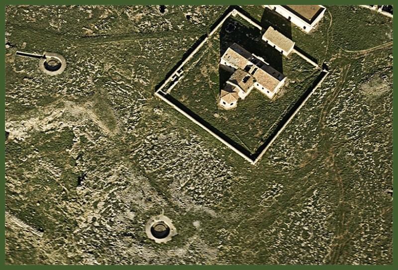 Bateria militar abandonada a Ciutadella