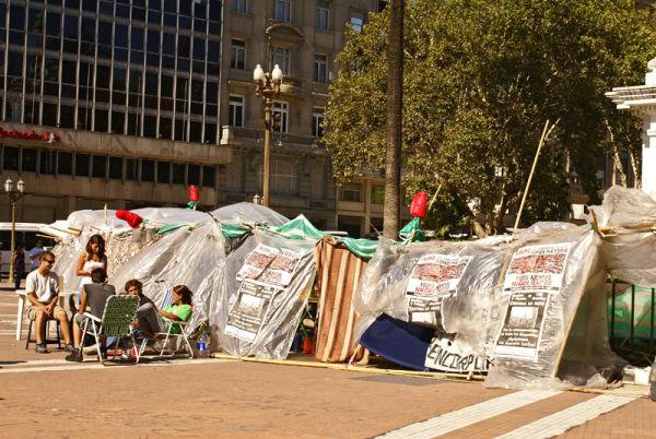 Plaza de Mayo (reinvindicacions continues)
