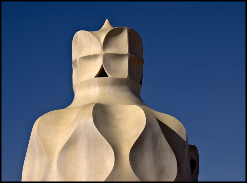 """Fumeral de """"La Pedrera"""" - Gaudí BCN"""