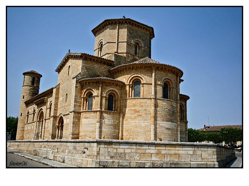 Església romànica de Fromistra (Palencia)