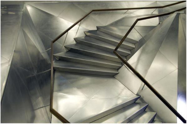 Escalera Museo     (Madrid)