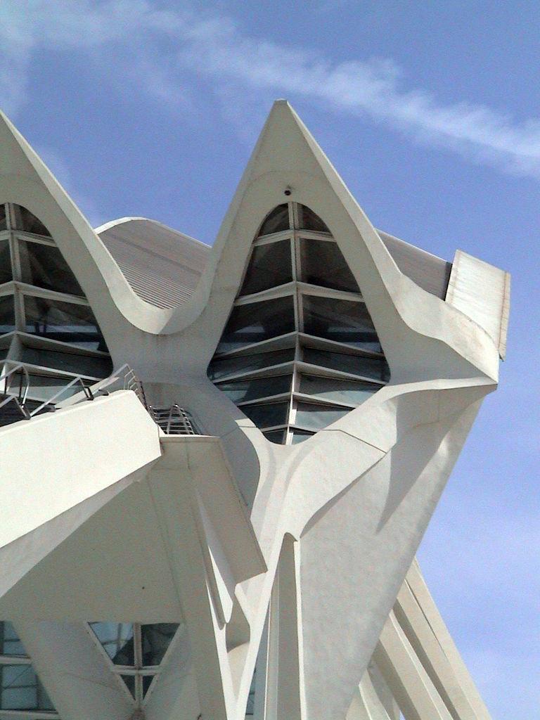 La Ciutat de les Arts i de les Ciències (València)