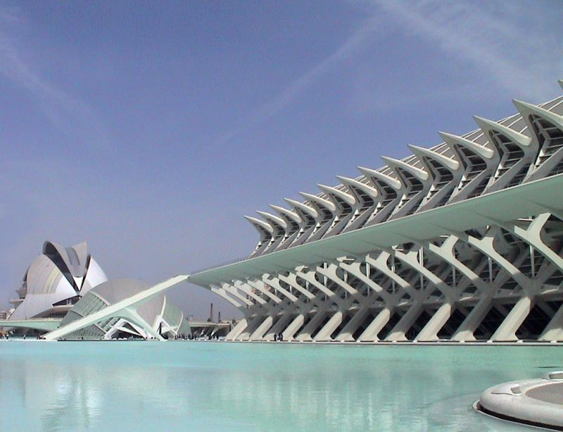 La Ciutat de les Ciències (València)