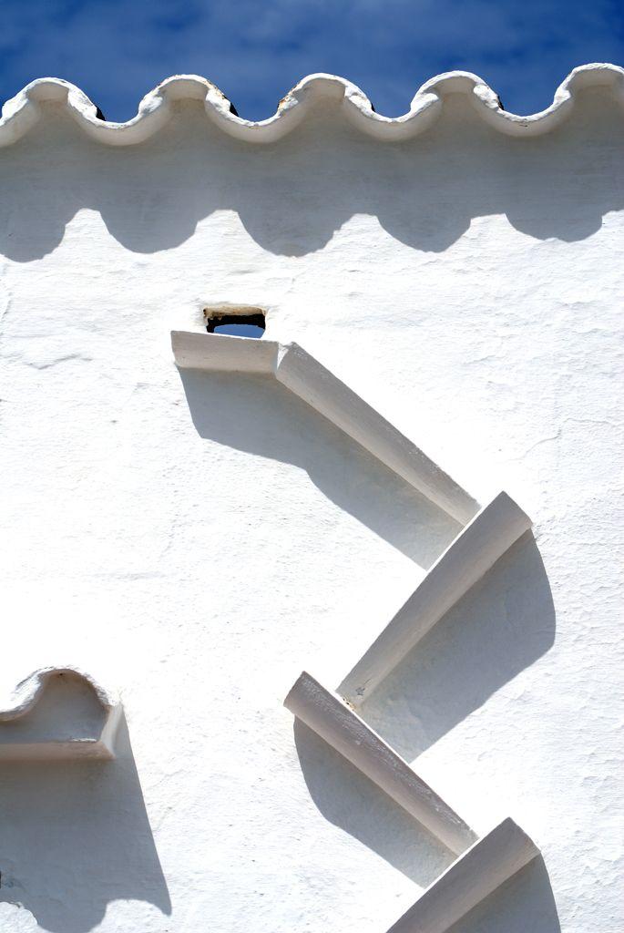 Per a les aigües pluvials (S'Ullastrar-Menorca)