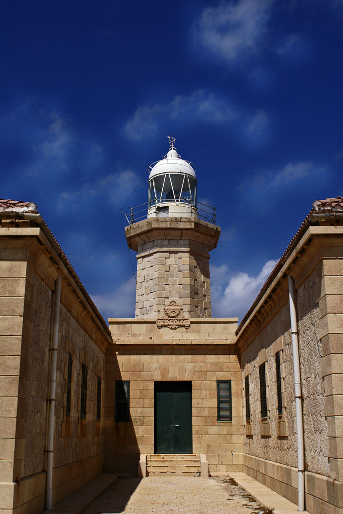 Far de Punta Nati (Ciutadella-Menorca)