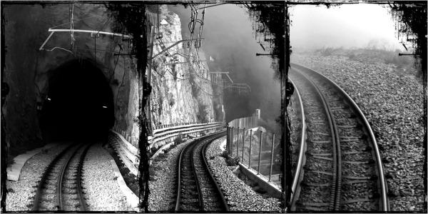 """""""Camins de ferro"""": Tercera via"""