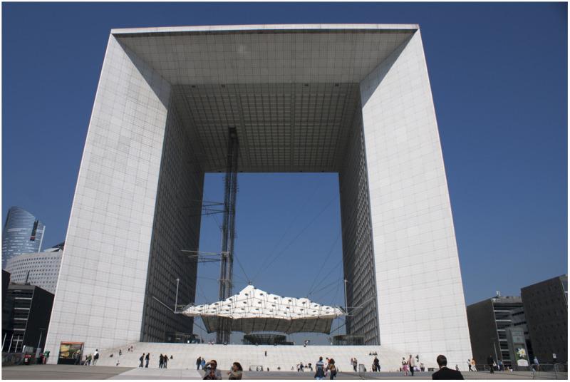 Arc de Triomf de La Defénse (París)