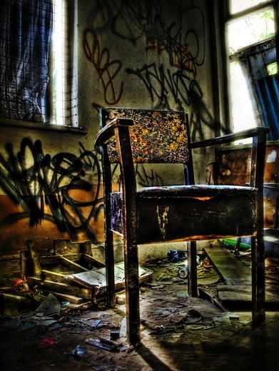 urban decay HDR