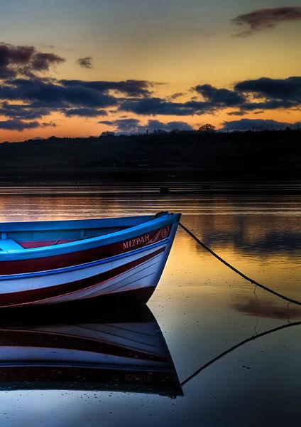 alnmouth sunset