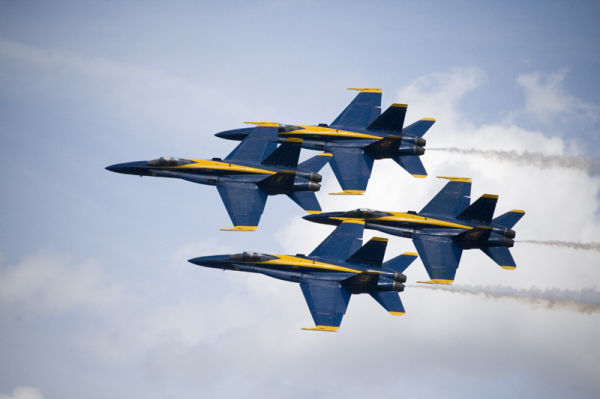 Blue Angels - Formation II