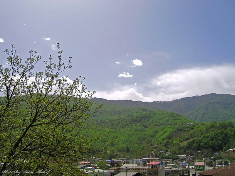 Zirab,Mazandaran province,North of Iran